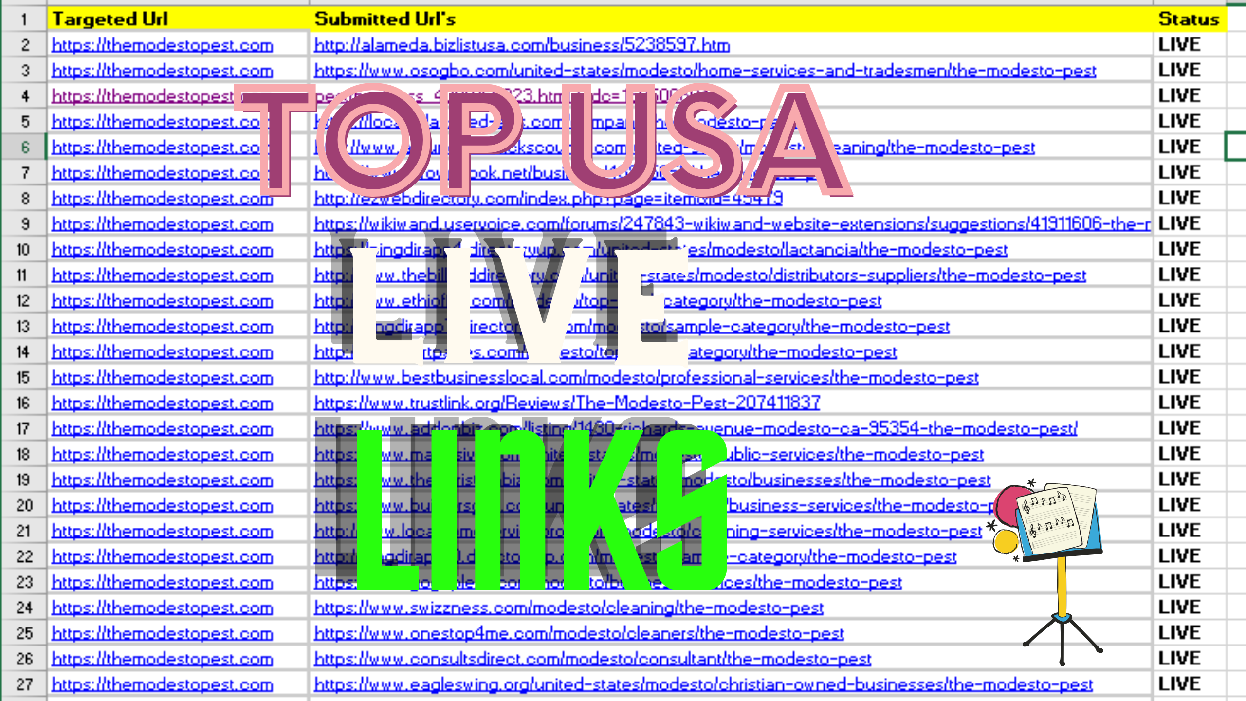 I will Create 100 Top High Quality Local Listing citations for USA, UK & any Country Business