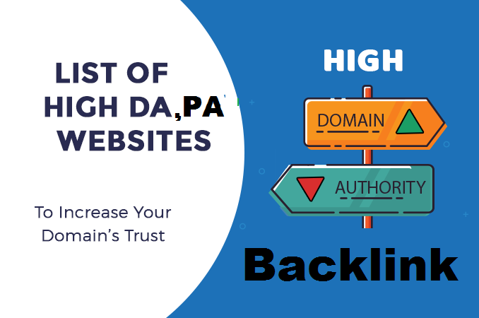 Get 10 High DA & PA DoFollow High-Quality PBN Backlinks With Manual Work & Spam Score Free