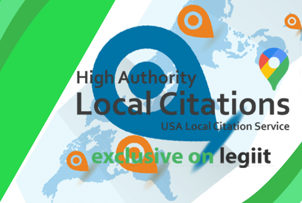 I will do 300 local citations listing for your business