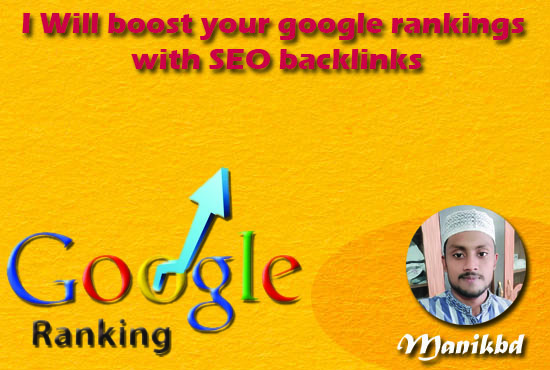 I will Rank your business site with SEO backlink