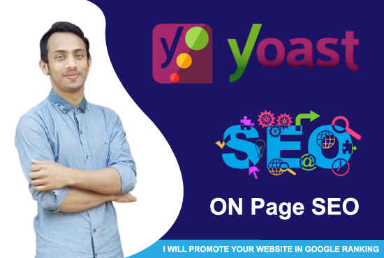 I will do on page SEO for ranking search engines