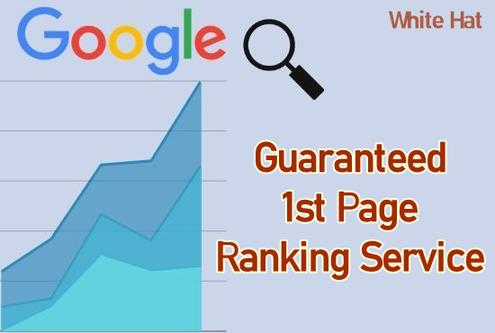 Offer Guaranteed 1st page ranking on Google