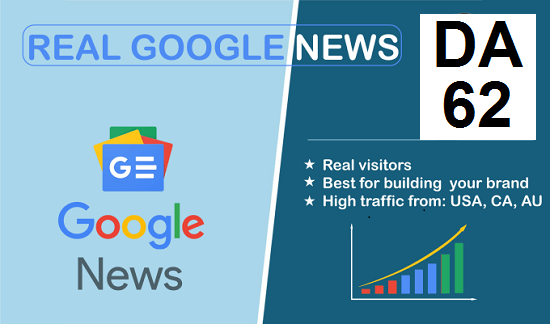 Publish a Premium Guest Post on Google News Web programminginsider. com DA-62