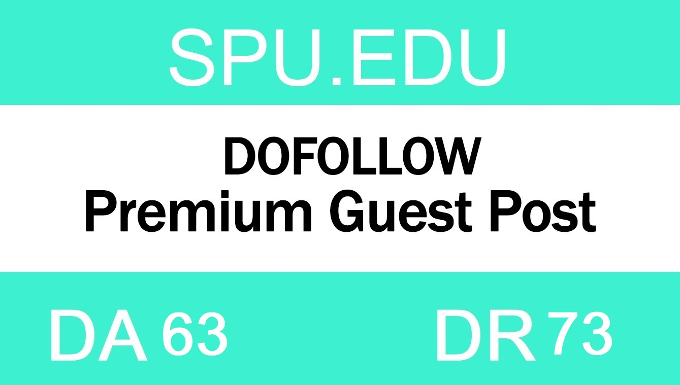Guest Post on Spu. edu DA63 DR73