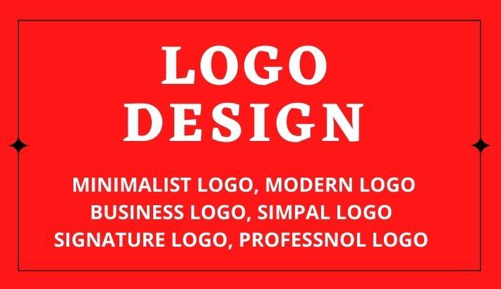 I will design modern plan minimalist logo