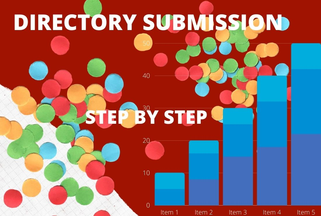 I will Provide 20 Directory Submissions from high power Website.