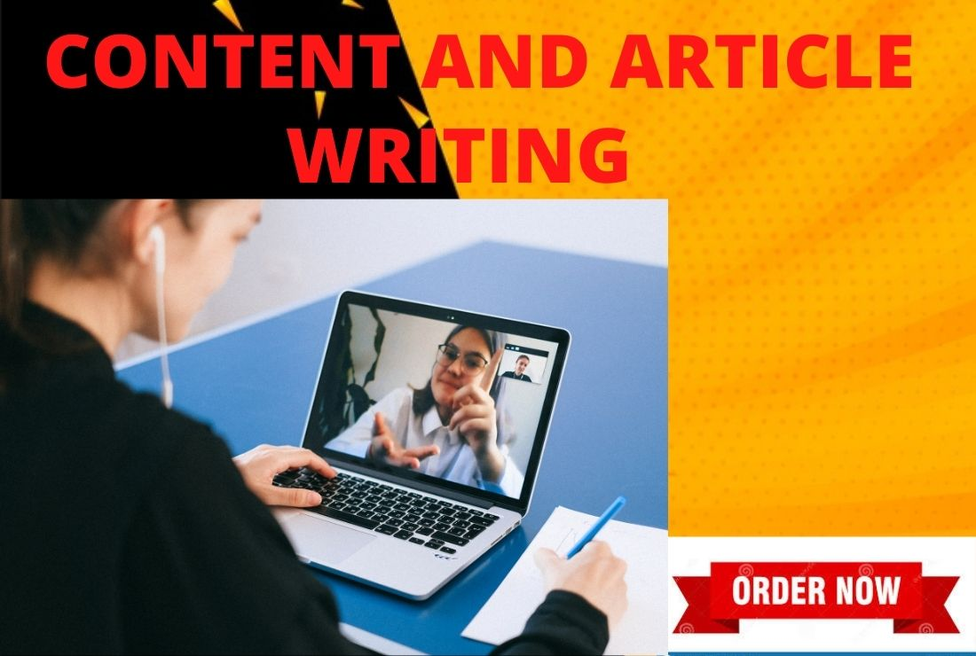 I will write 500 words SEO friendly articles and website content