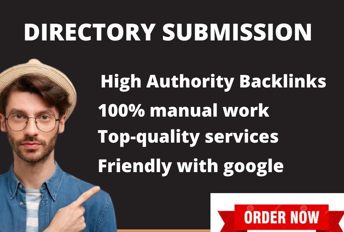I will Provide 20 Directory Submissions from high quality Website.