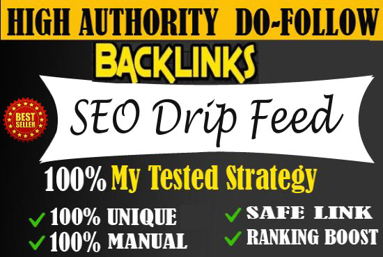 I will submit 30 days SEO drip feed blog comments backlinks