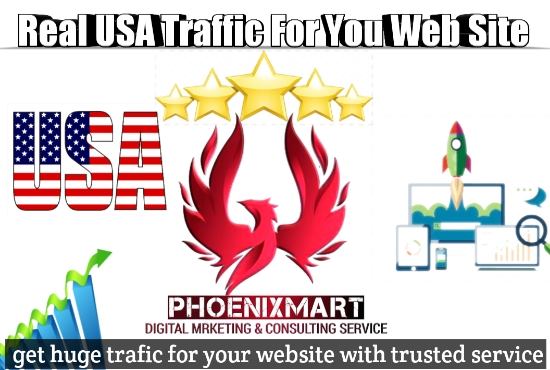 I will drive useful 6000 REAL USA WEB TRAFFIC VISITORS for your web site