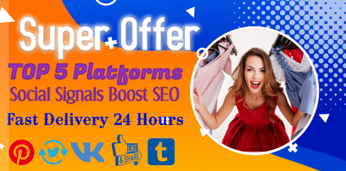 7000 Top4 Platform Social Signals Web Pinterest Network SEO/backlink/bookmark/traffic Google Ranking