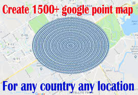 Do top 1500 google map local citations,  local listing