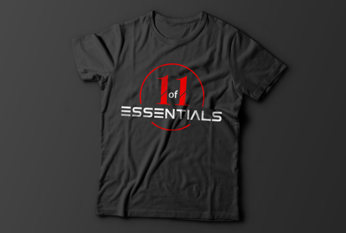I will do custom graphic tshirt design and typography t shirt design in 24h