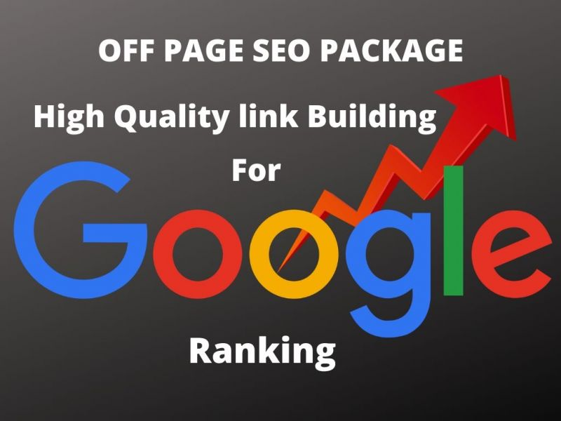 White Hat SEO Link Building Package for Ranking on Google Search