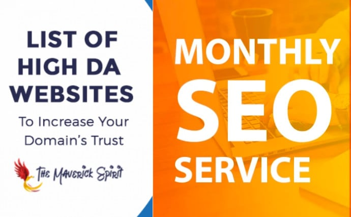 I will provide complete monthly SEO with white hat techniques rapidly