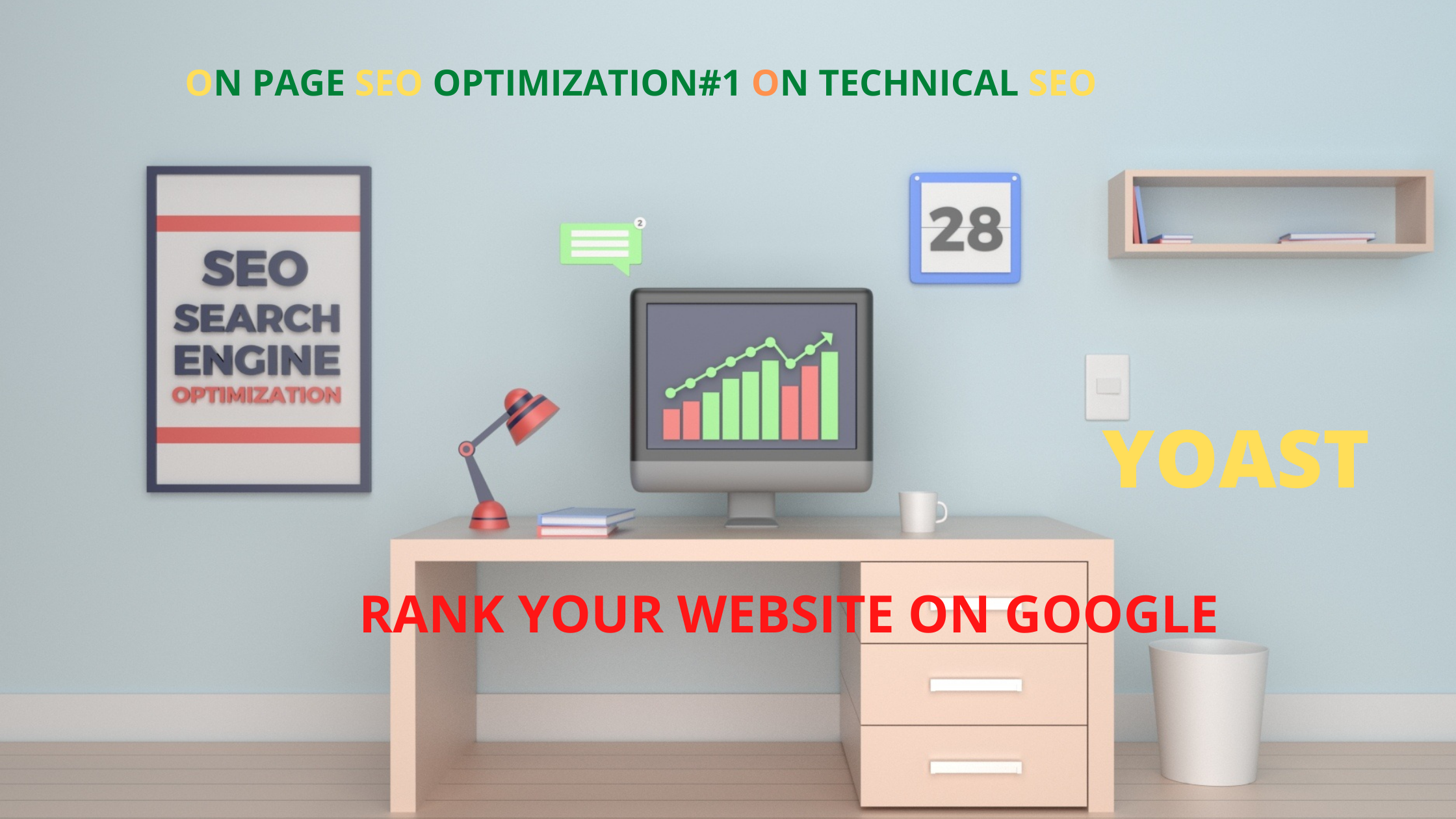 I will optimize and fix on page SEO for your website