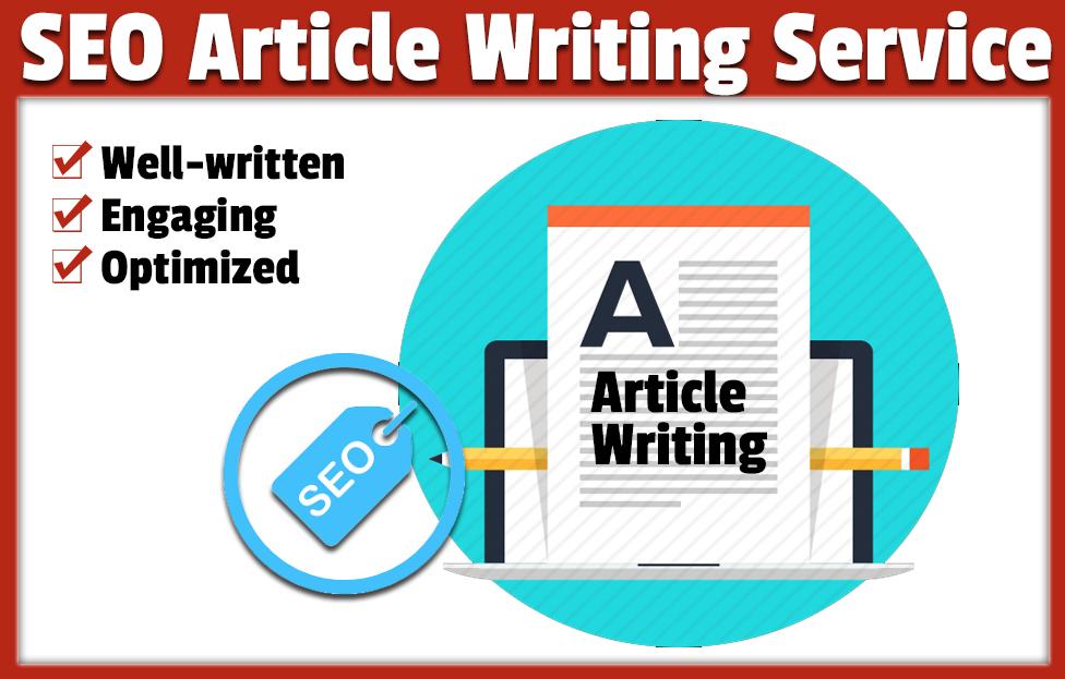 1000 words manual written SEO Optimized premium article