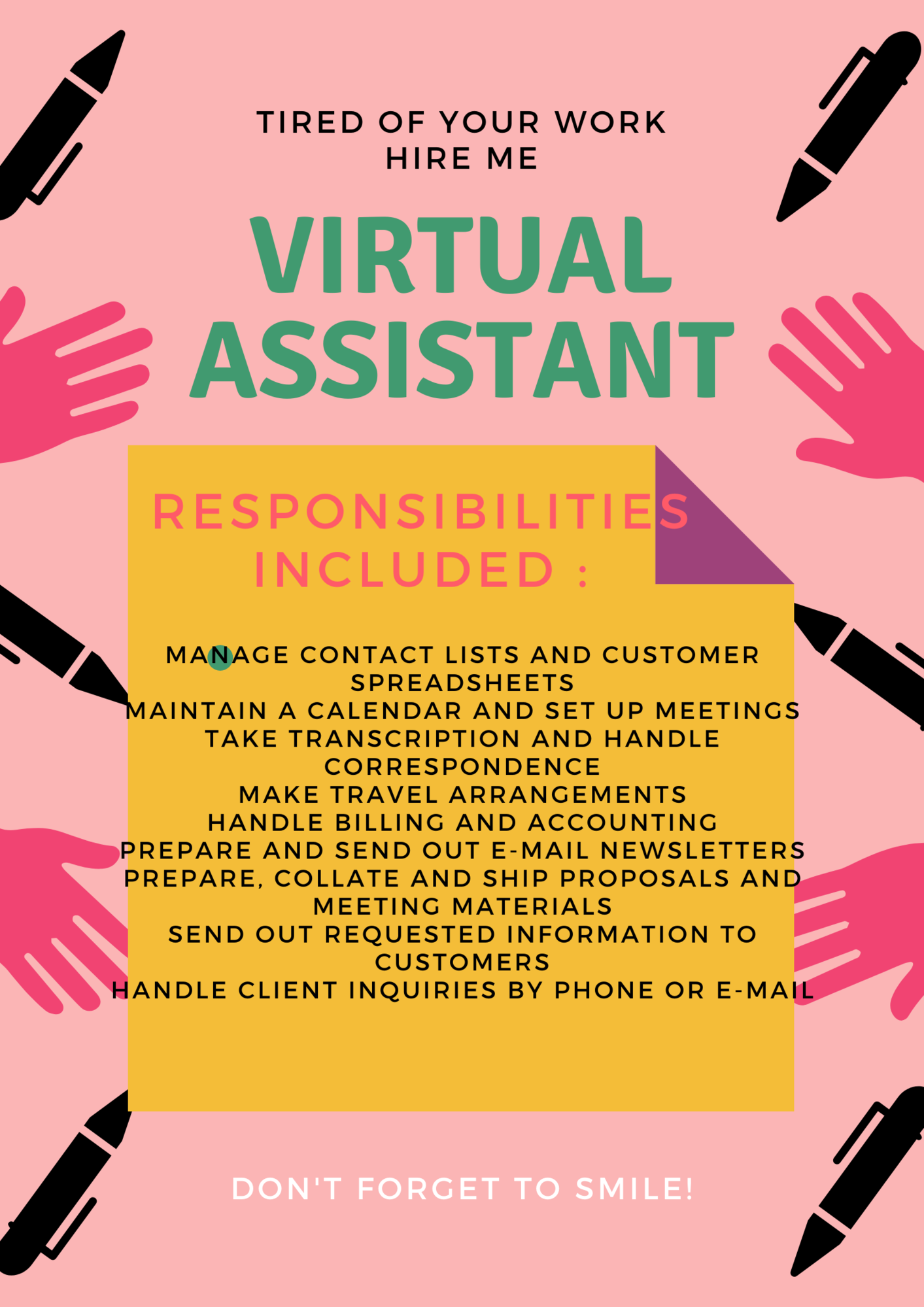 Virtual Assistant Customer Service Cheapest and Hard Working 40+ hours per week
