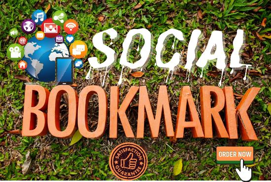 Create 21 Social bookmarking Backlink Manually build love google for rank fast