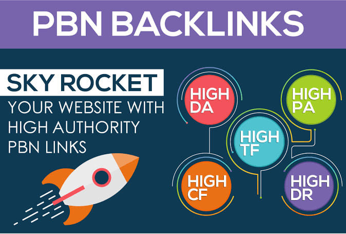 1000 PBN high tf cf da pa SEO dofollow backlinks