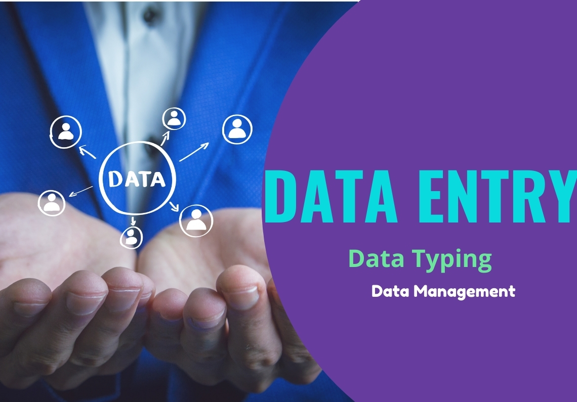 I will do manual data entry your web research