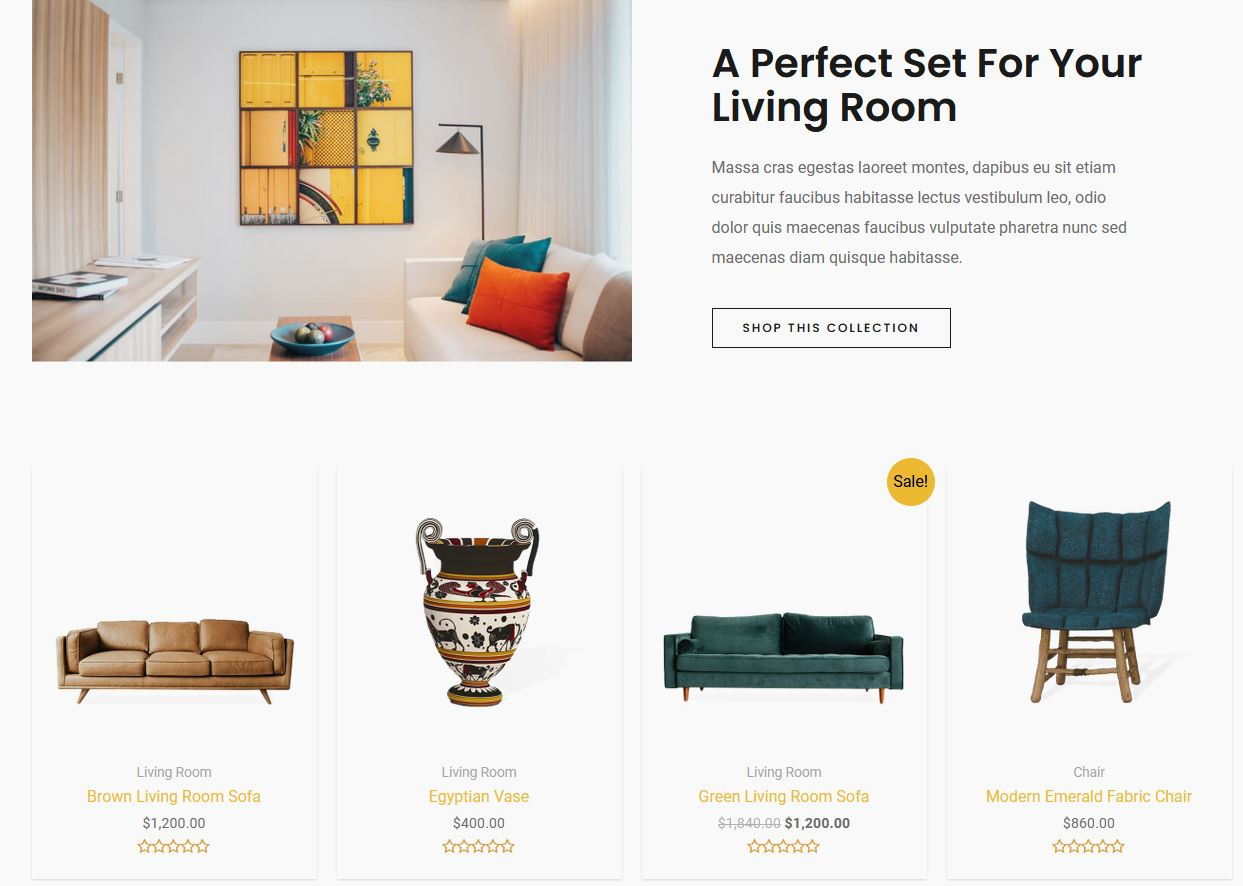 I will build ecommerce online store using woocommerce and elementor