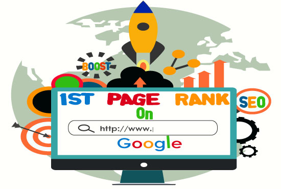 Offer Guaranteed Rank Your Website on Google 1st page ranking