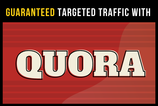 Bring Niche Related Targeted Traffic with 60 Quora Answers