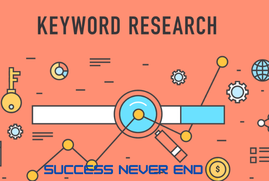 I will find best SEO keyword research and competitor analysis