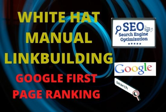 Guaranteed ranking your website on Google first page with best link building service