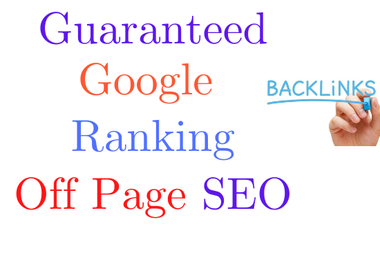 RANK your webSite on Google First Page with best linkbuilding service