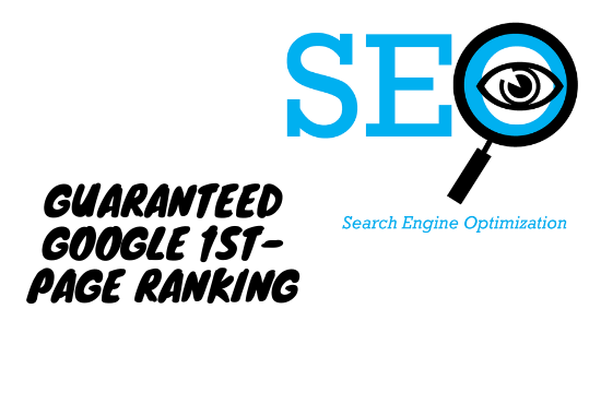 Get google 1st-page ranking by link building with guarantee