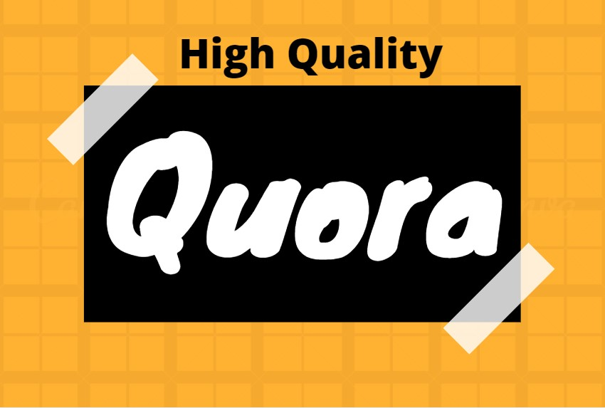 guaranteed traffic your website by 30 Orginal Quora Answers with Backlinks