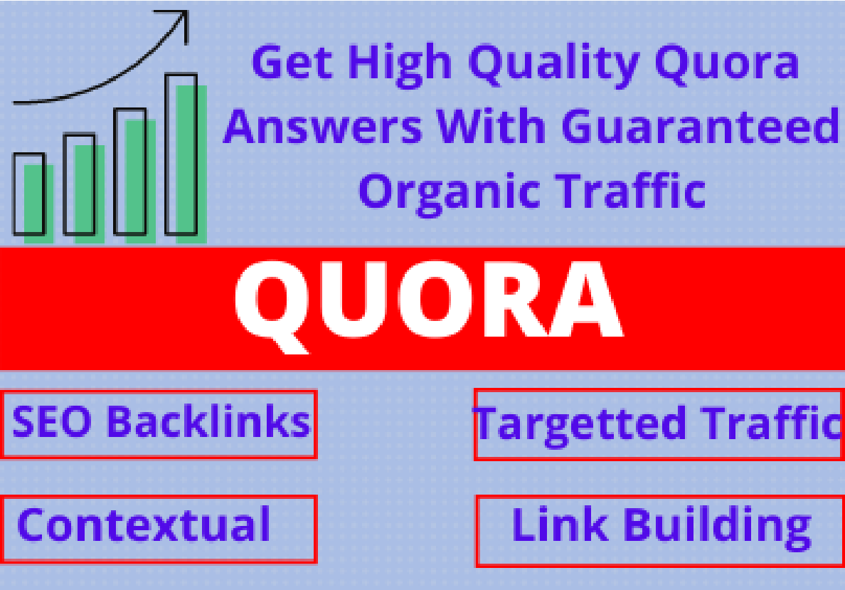 Get 30 Clickable Quora Answers live links