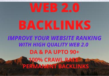 Create 10 Web 2.0 Backlinks To Rank Your Website On Google