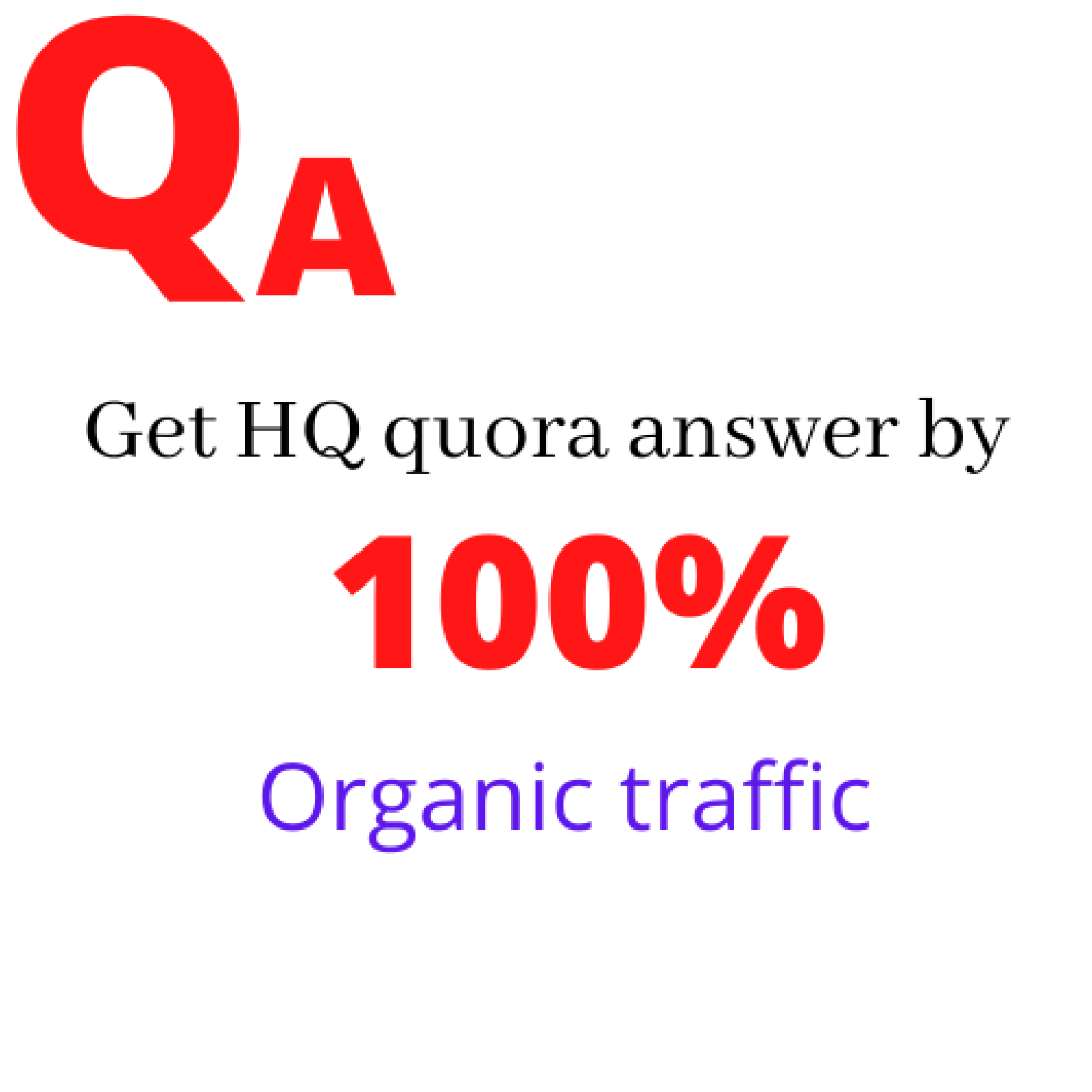 25 Organic High Quality Quora Answers