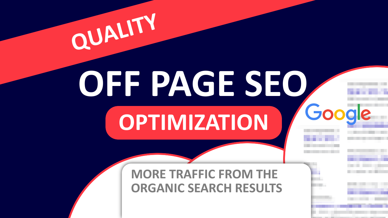 SEO Off Page Optimization for Your Wordpress Website