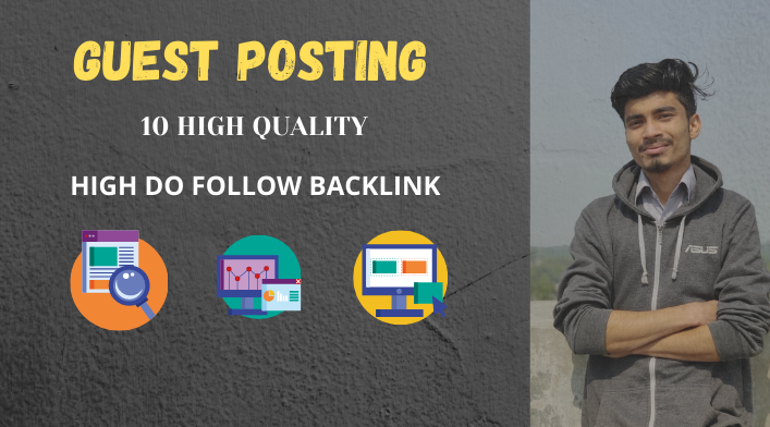 10 guest posting from high domain authority