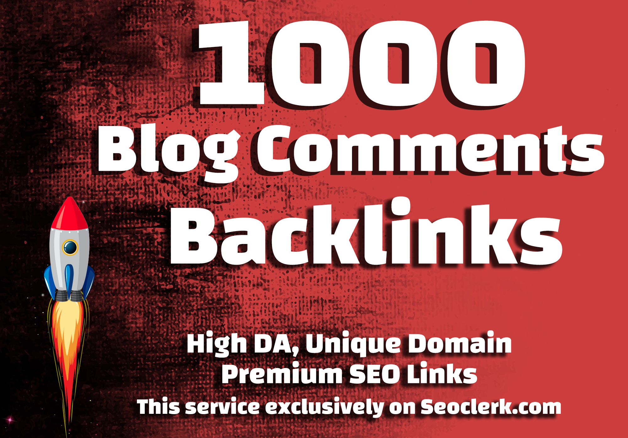 I Will Create 1000 Do follow Domain Authority Blog comment