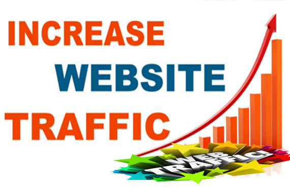 I will provide organic web traffic to your website and Unlimited Website Traffic