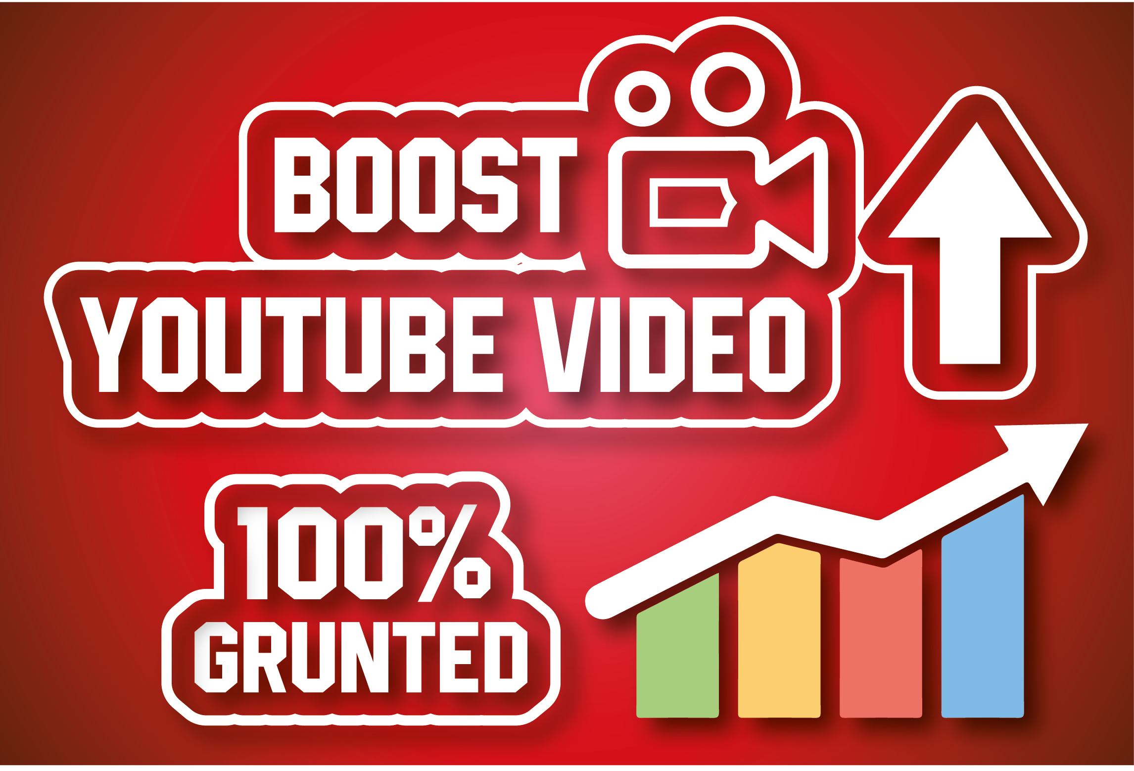 do professional youtube video promotion with organic promotion