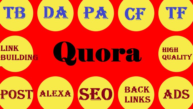 Write and Submit Guest post on Quora. com or Benahce. net or Github DA93+ Backlinks