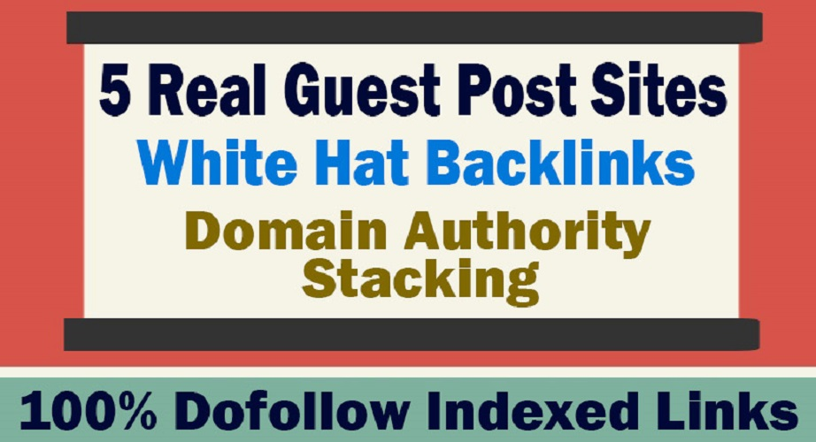 Special Offer on Nov - Write and Publish Guest Post on 5 High Quality DA80+ Niche Sites