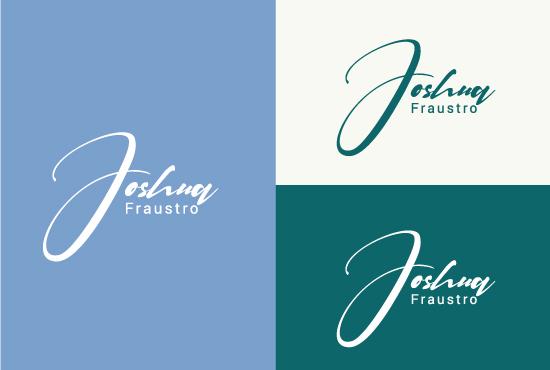 I will design hand drawn signature, signature logo