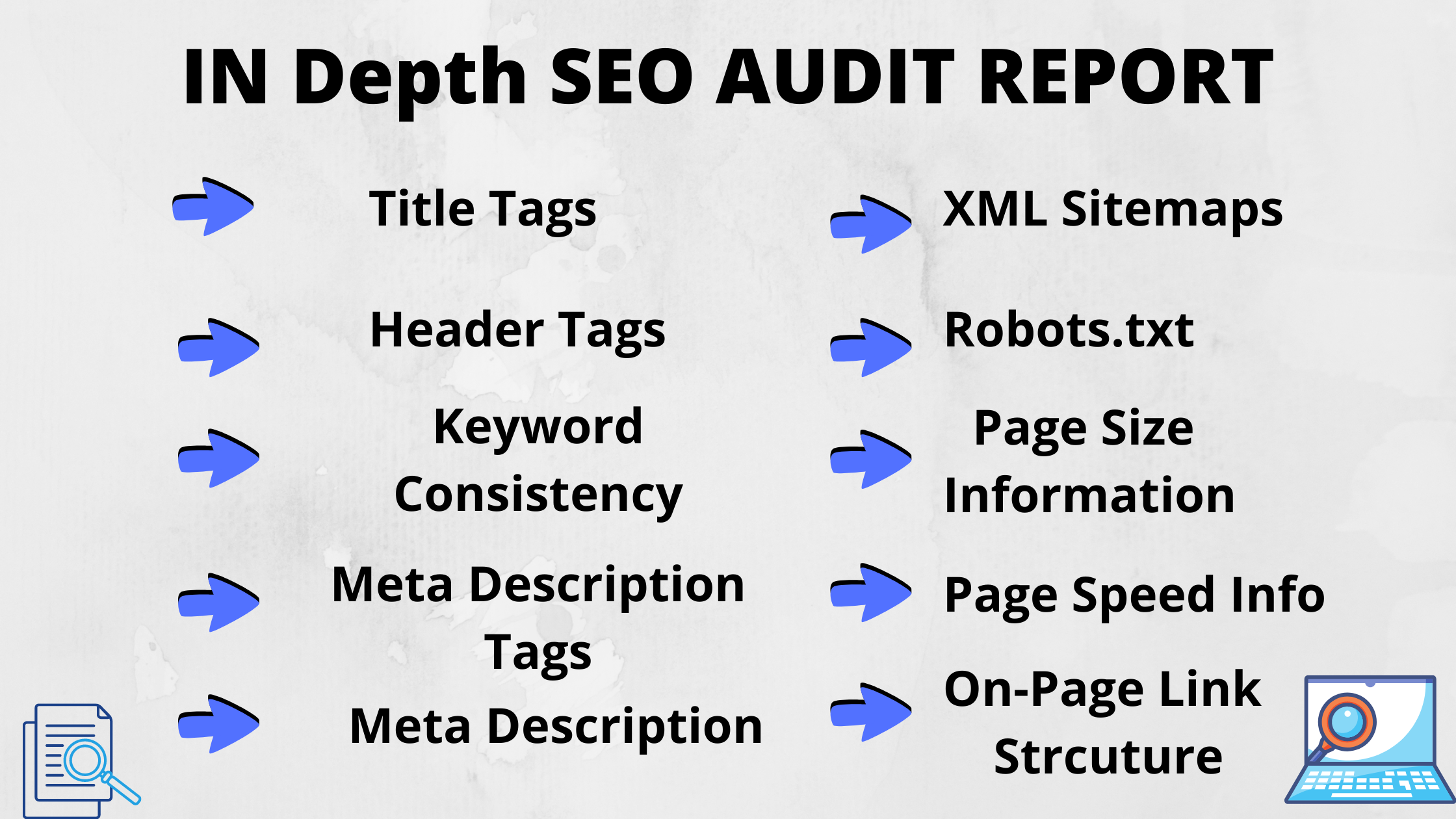 I WILL Do a complete SEO AUDIT of your website.