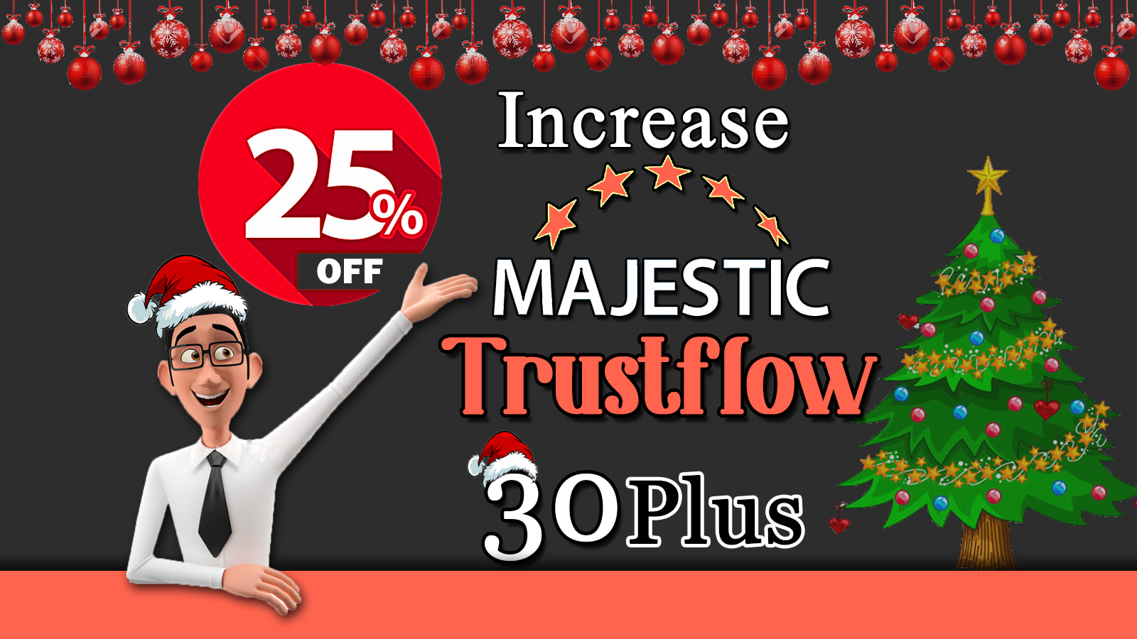 I will increase your website trust flow 30 plus