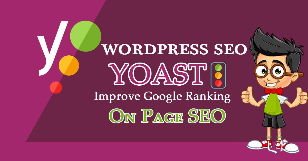 I will do yoast wordpress on page SEO with premium yoast plugin