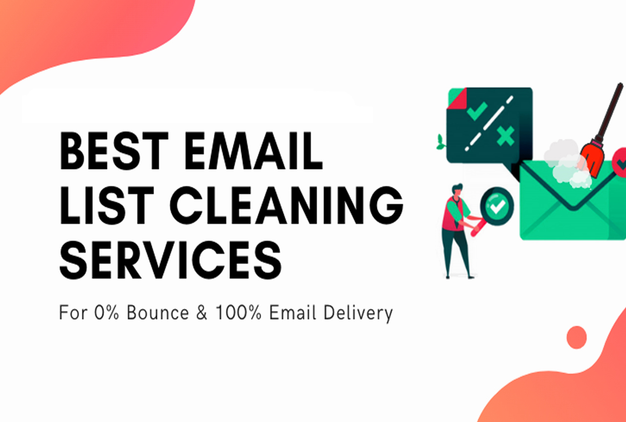 I will bulk clean and verify your email list