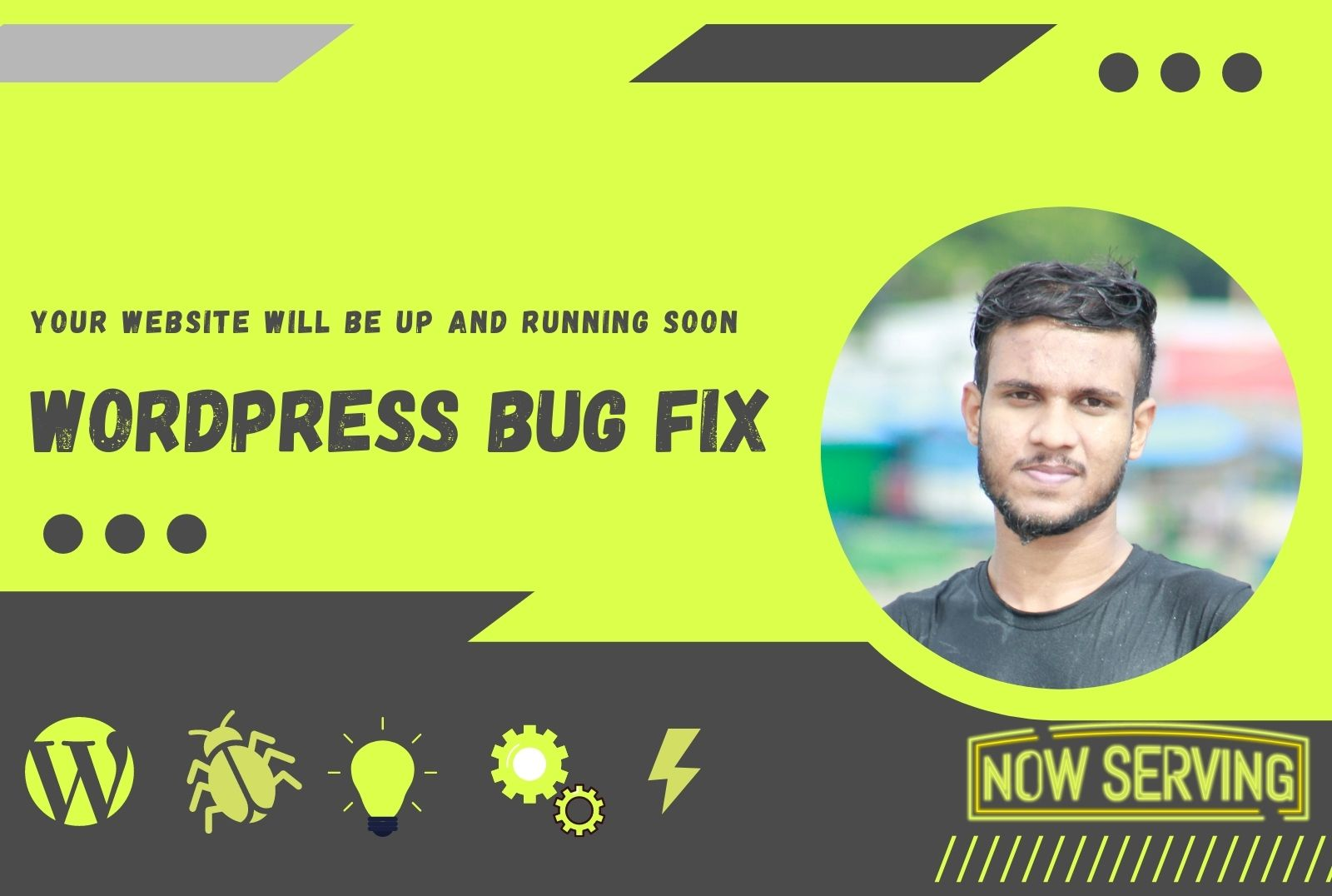 I will fix or debug WordPress website bug issues errors
