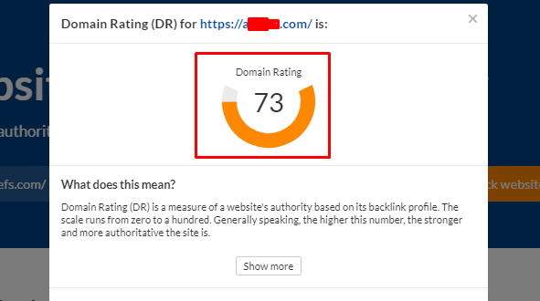 i will increase ahrefs domain rating, increase ahrefs DR 60+